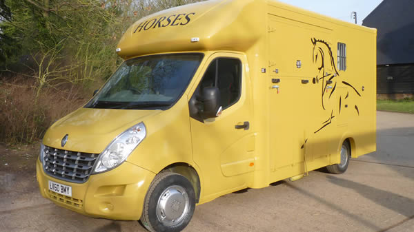 3.5 Tonne - Superior Plus Horsebox